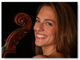 Cellist Julie Albers – Photo by Chester Higgins, Jr.